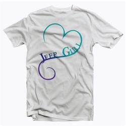 Jeep Girl Heart