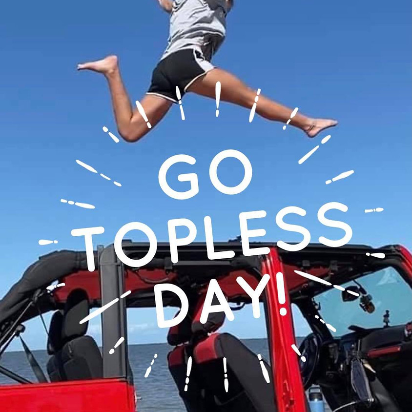 GO TOPLESS DAY - CLEARWATER/TAMPA