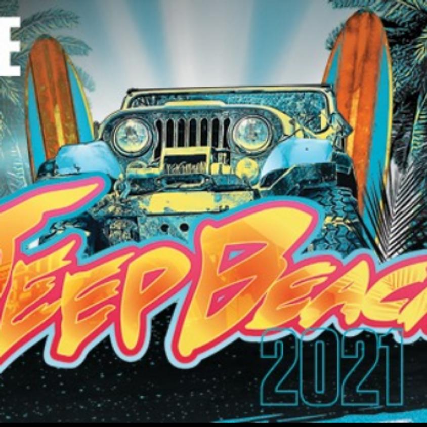Jeep Beach 2021