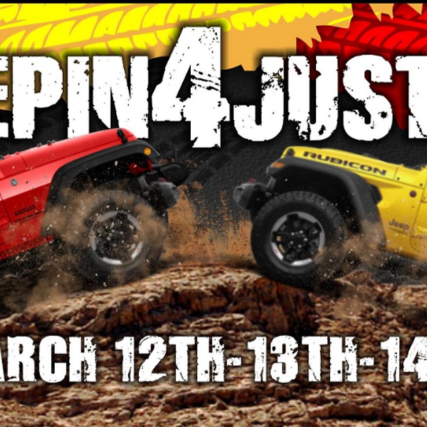 Jeepin 4 Justice Event 2021