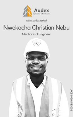 Nwokocha Christian Nebu