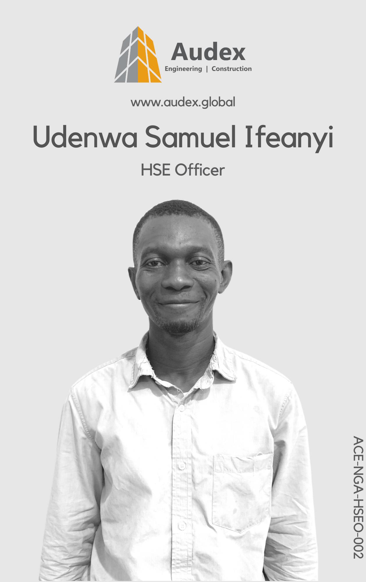 Udenwa Samuel Ifeanyi