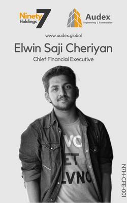 Elwin Saji Cheriyan