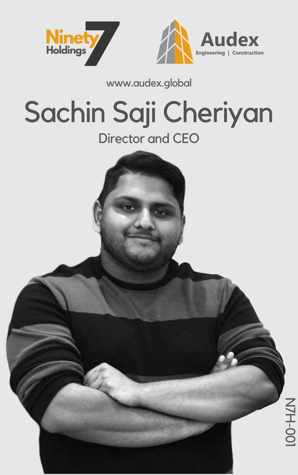 Sachin Saji Cheriyan