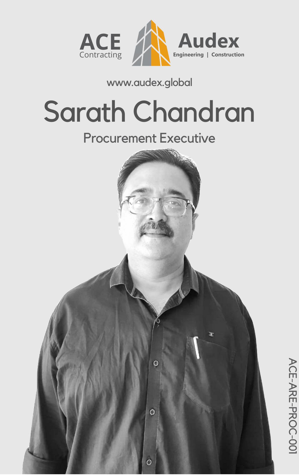 Sarath Chandran