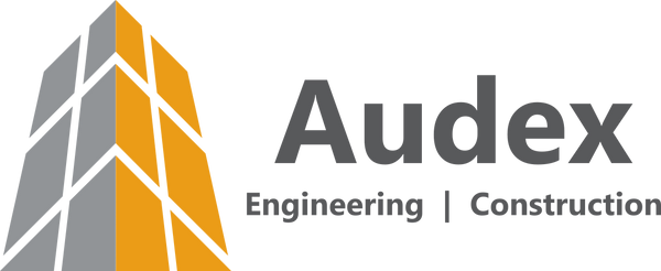 Audex Engineering and Construction Logo