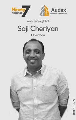 Saji Cheriyan