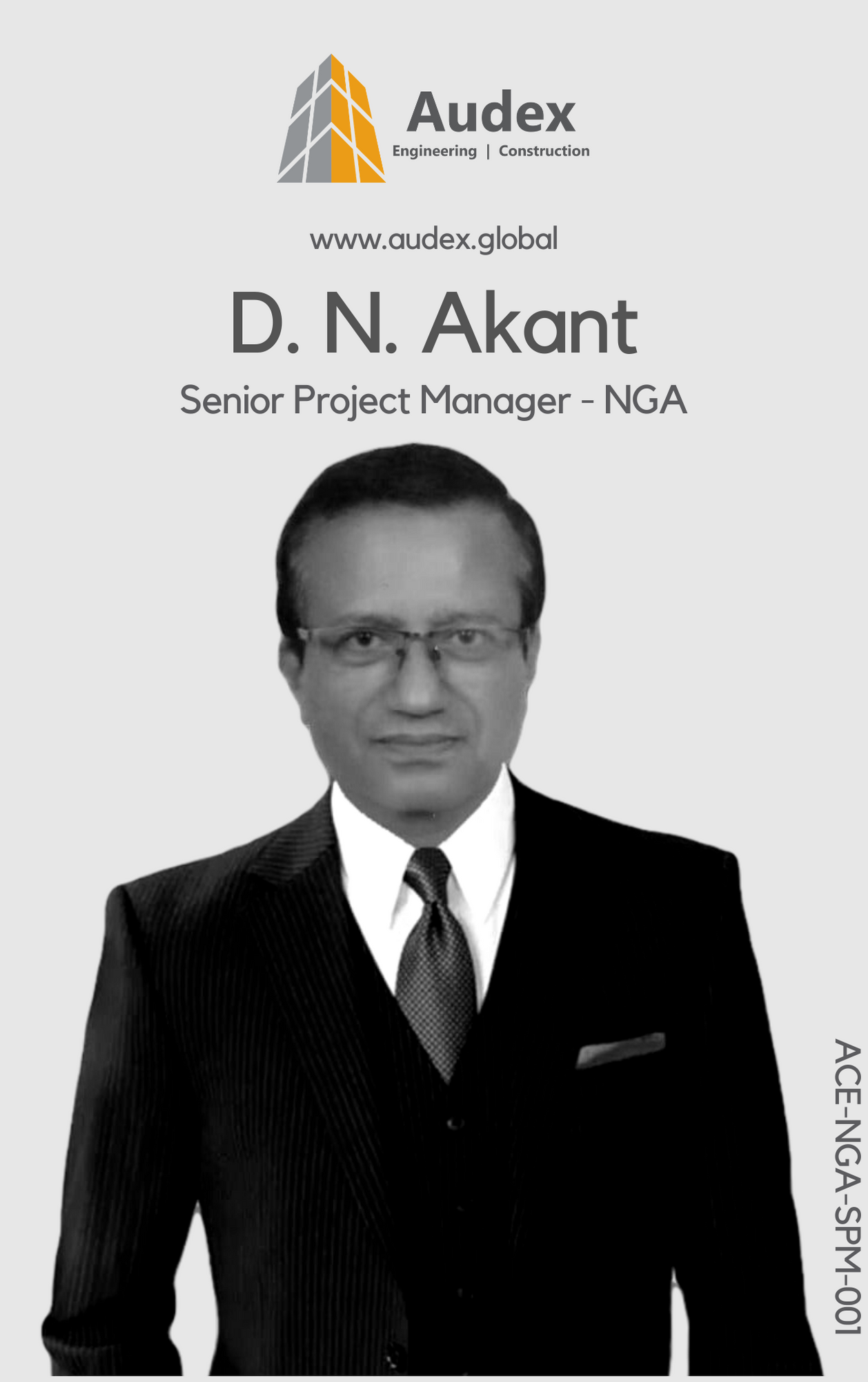 D N Akant