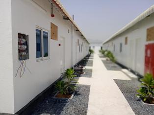 East Ville Labour Camp - UAE