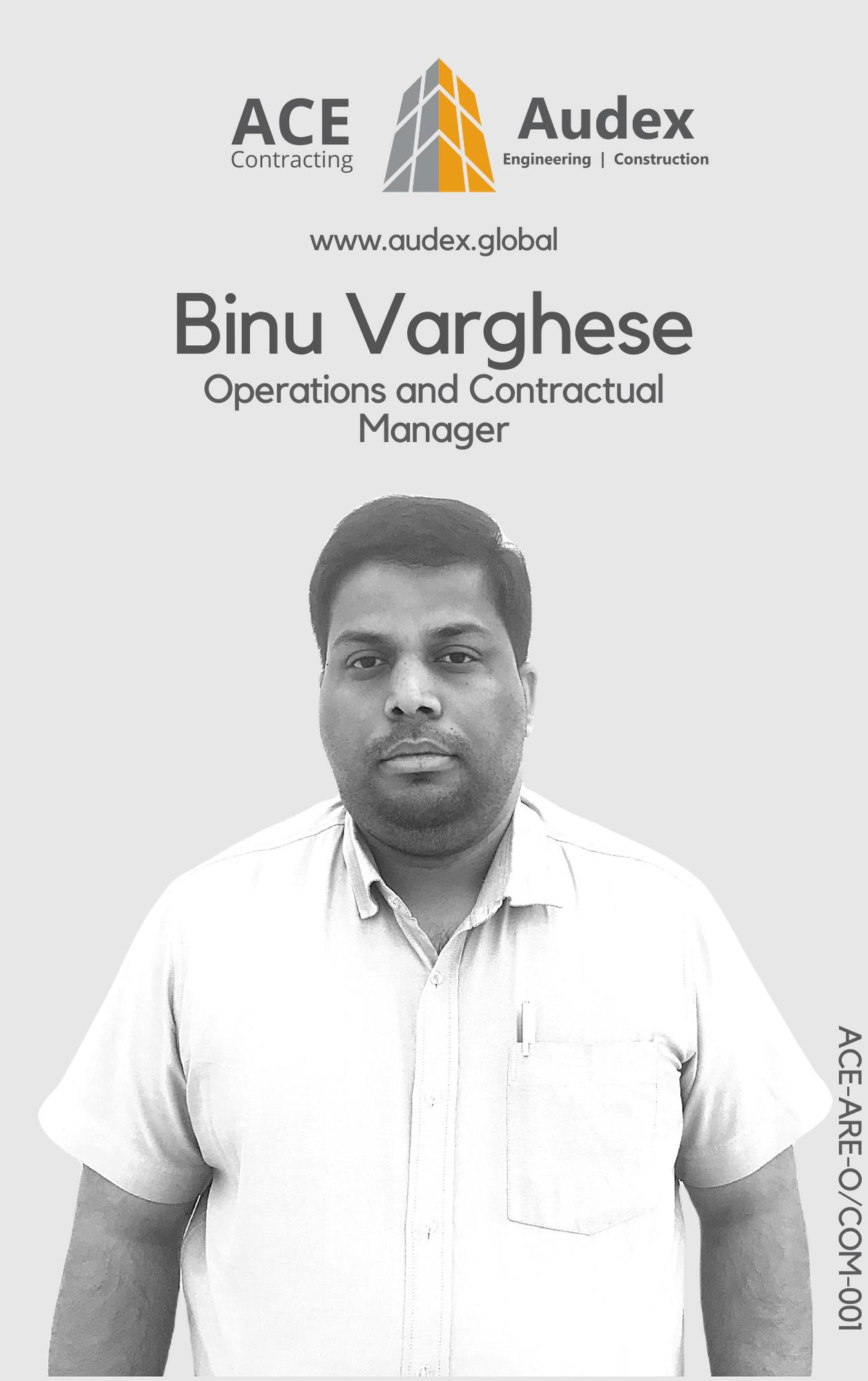 Binu Varghese