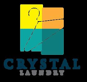 Crystal Laundry Logo Fujairah