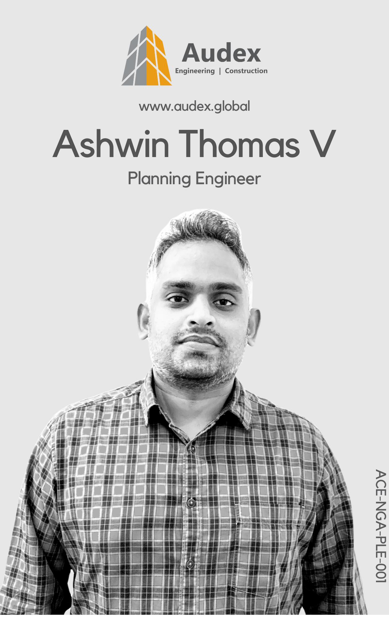 Ashwin Thomas V