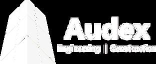 Audex Logo White Png