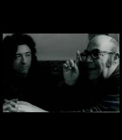 With Enrique El Cojo
