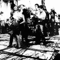 Victorio and Actors