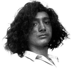 Young Gypsy man