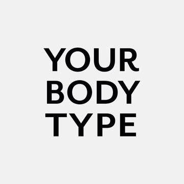 OCTROOI YOUR BODY TYPE