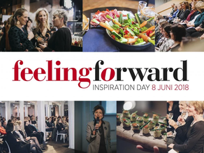 Save The Date: Inspiration Day 8 juni 2018