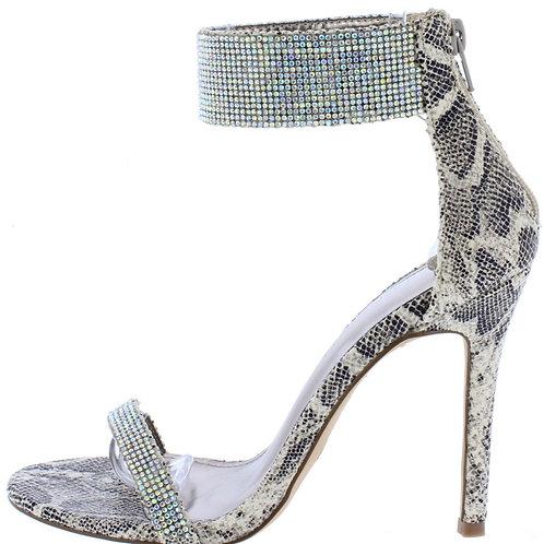 """""""Diamond"""" Sandal/Heel"""