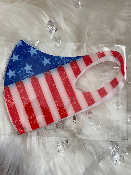 All American Face Mask