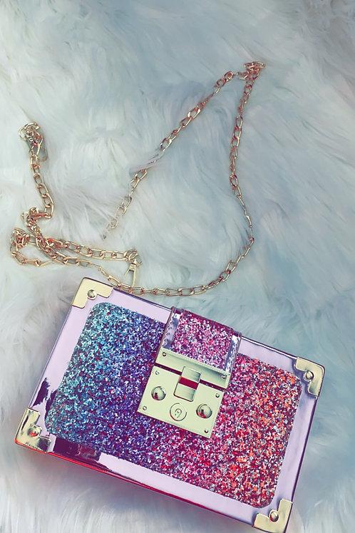 """Sparkle"" Chain Purse/Handbag"