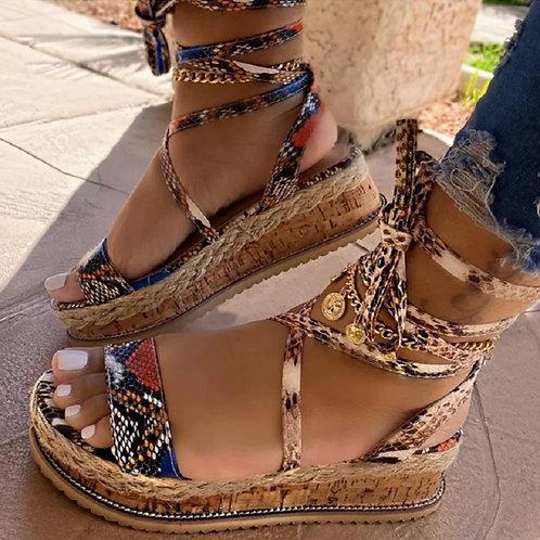 """""""Safari"""" Sandal"""