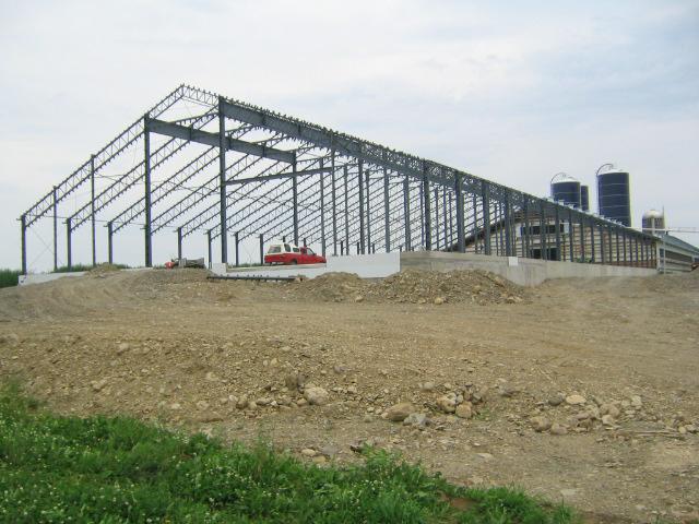structure acier