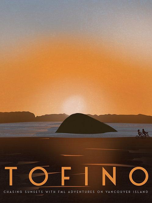 Tofino Postcard