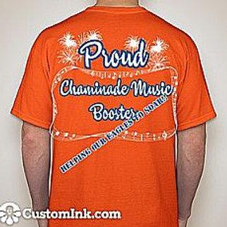 Booster/Parent T-Shirt