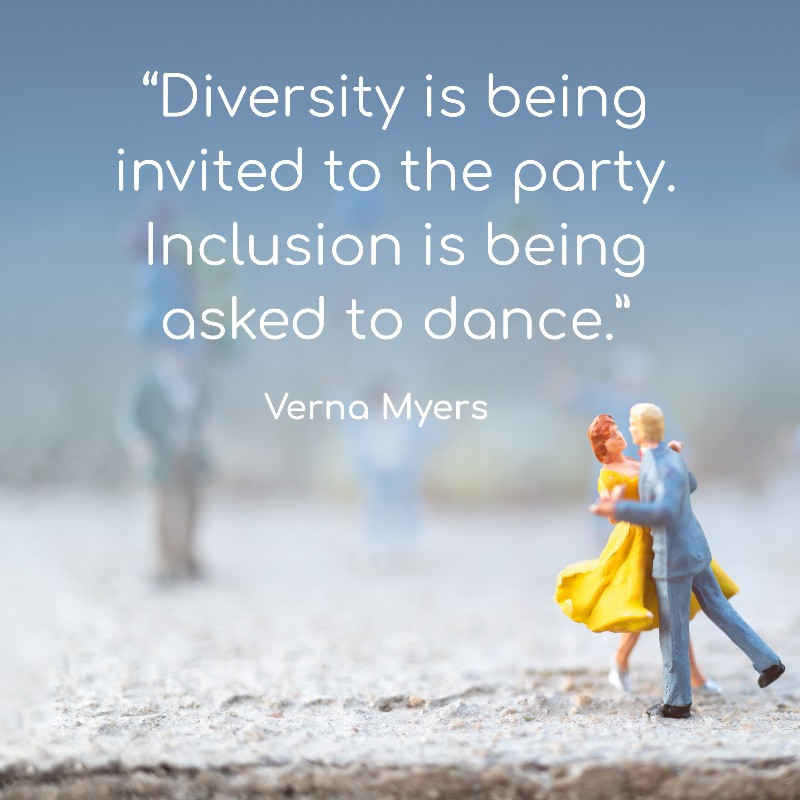 organizations experience challenges in creating a welcoming workplace for diverse talent