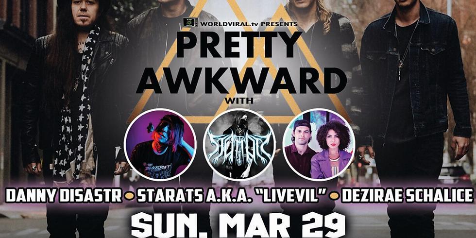 Pretty Awkward Tour