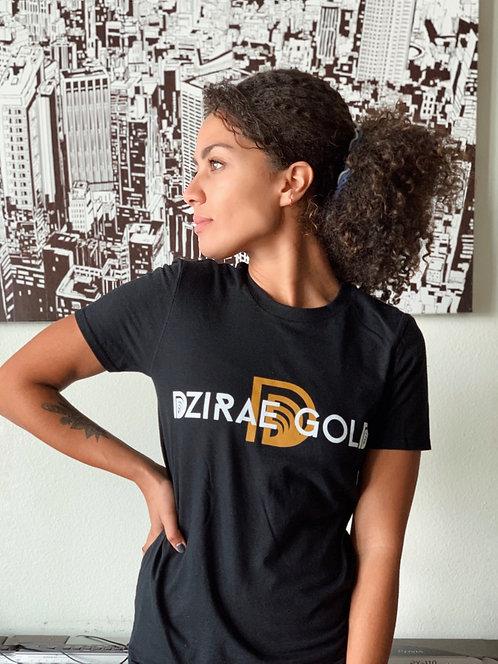 DZIRAE GOLD TEE