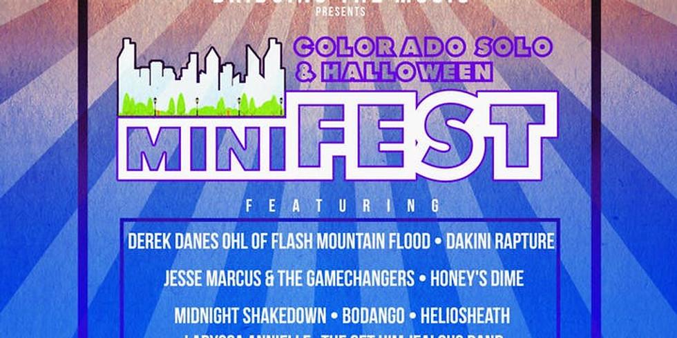 Colorado Halloween miniFest