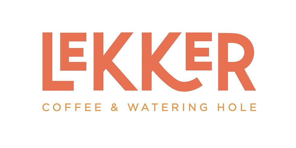 DZIRAE GOLD @ Lekker Coffee