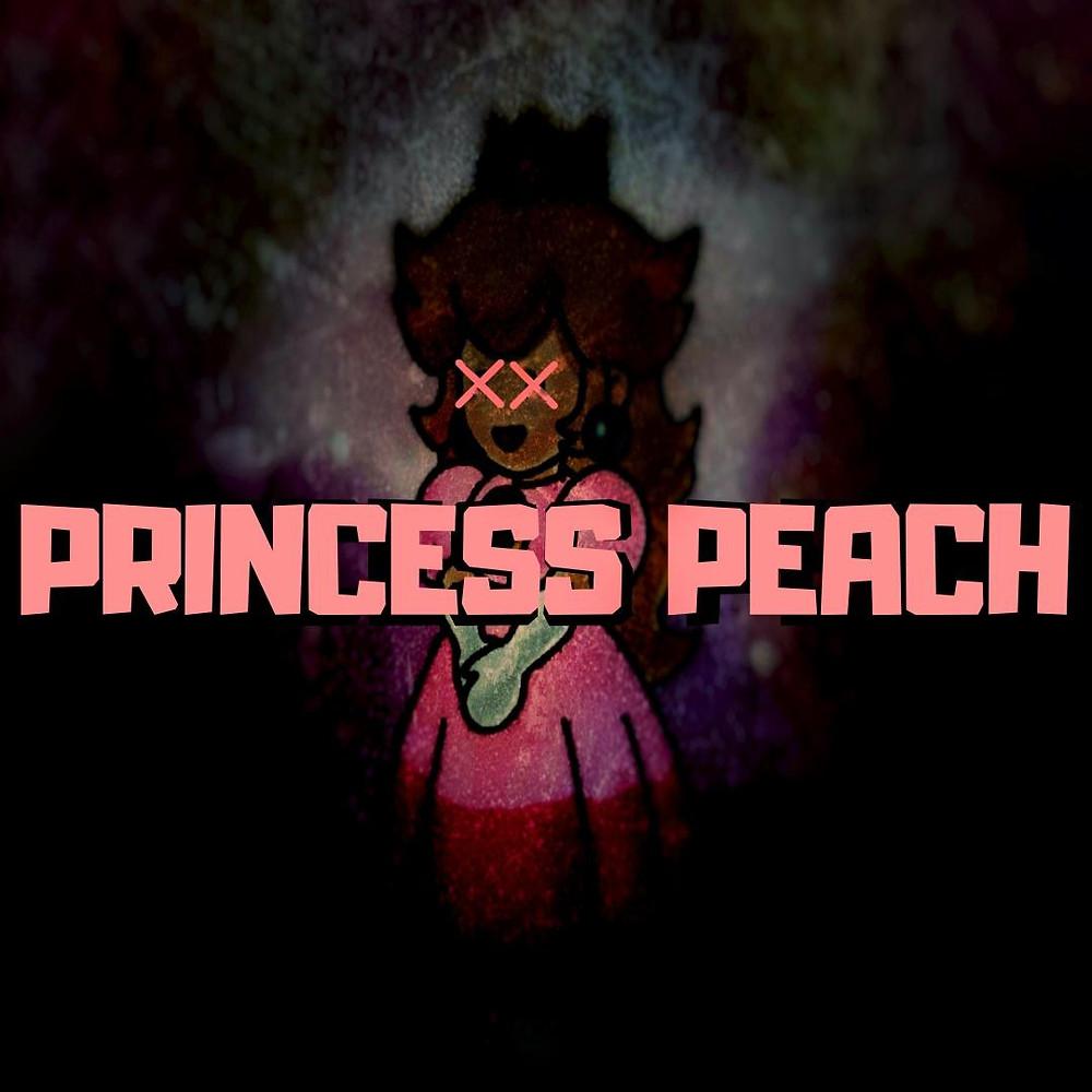 """Princess Peach"" by Dezirae Schalice Single Cover"