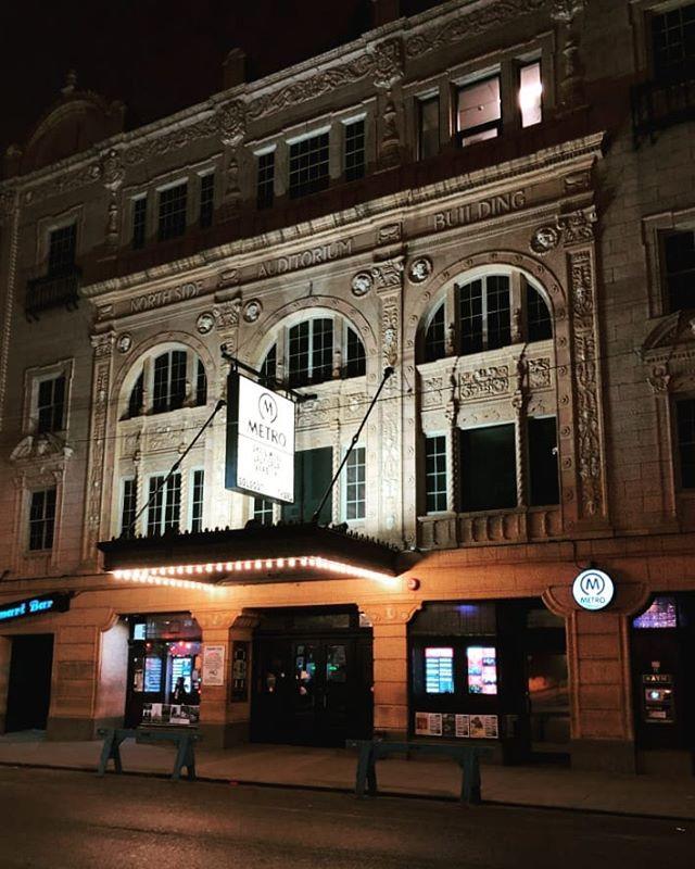 Wrigleyville's Metro Chicago Music Venue