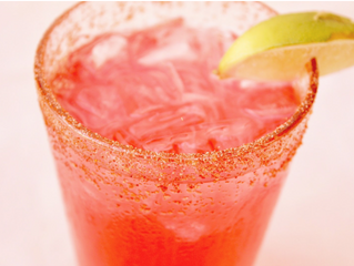 October: Drink Pink