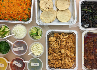 We'll Bring the Tacos and Chips to You!