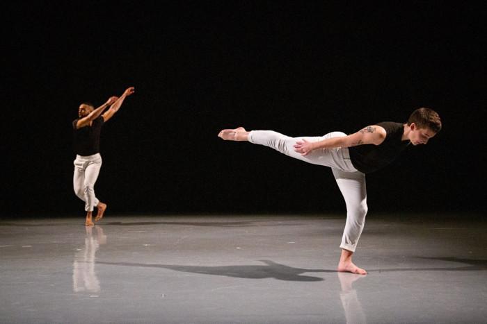 Dancers: Emily Tellier, Eric Parra