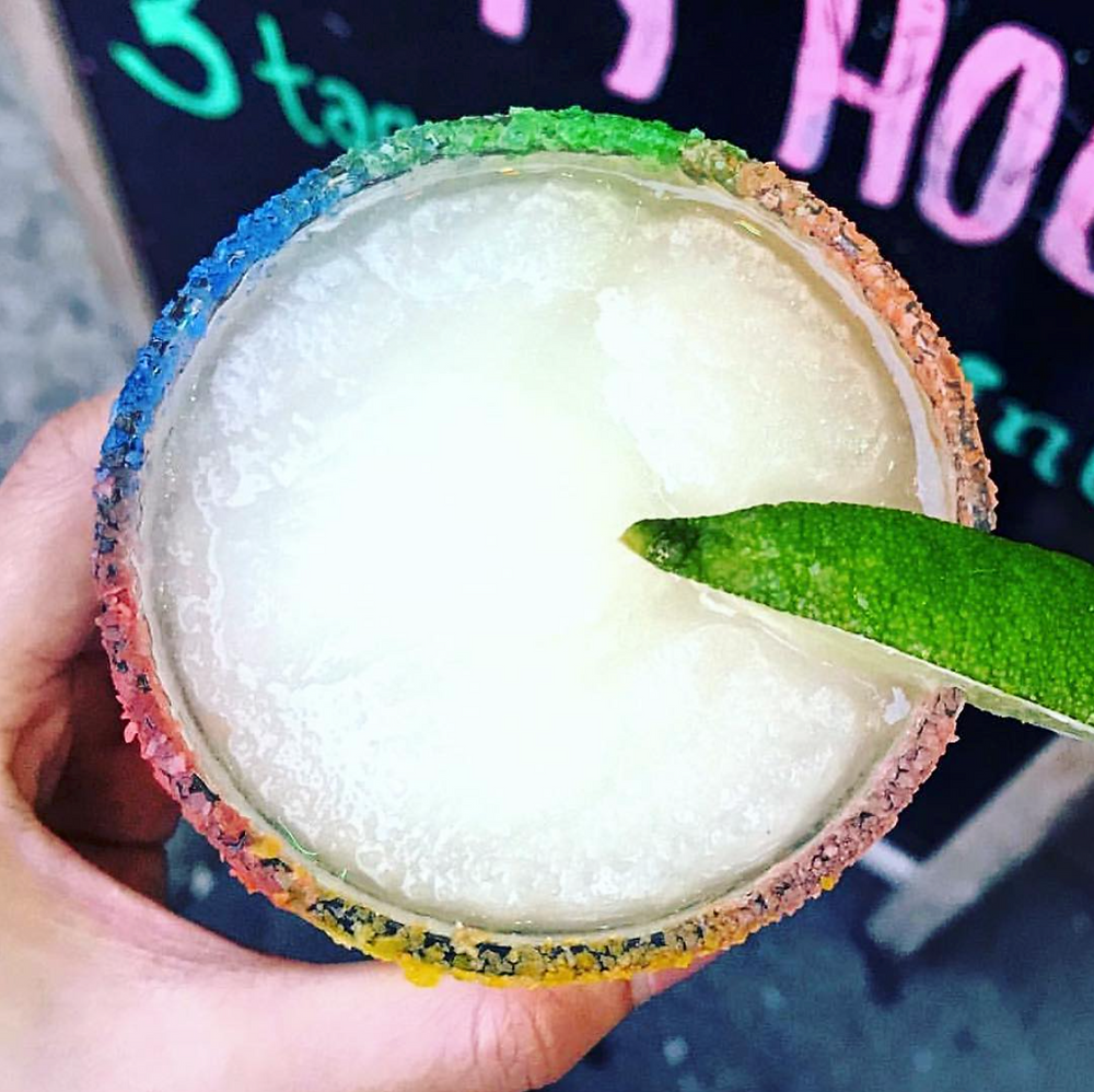 National Margarita Day at The Taco Shop