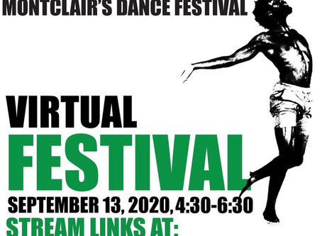 Dance on the Lawn Virtual Festival