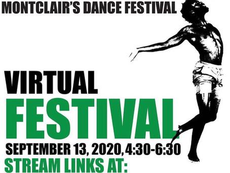 Dance on the Lawn Virtual Festival