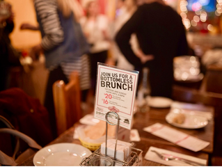 Brunch With Us On New Year's Day!