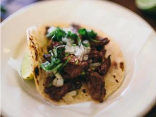 A Focus On: The Steak Taco