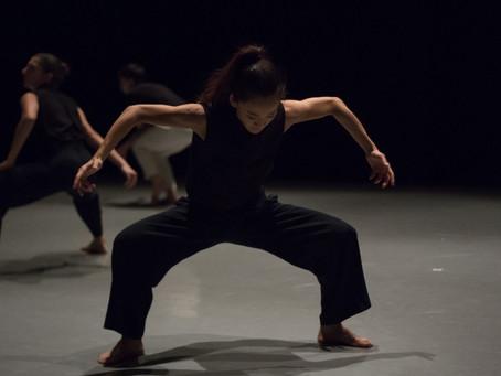 Mika Yanagihara: Cardboard Stage Dancer/Collaborator