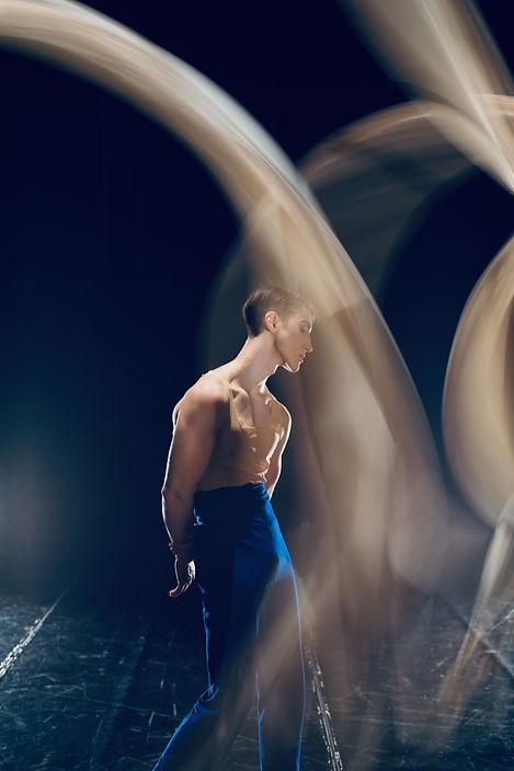 Aerial Silks, Antoine Boissereau
