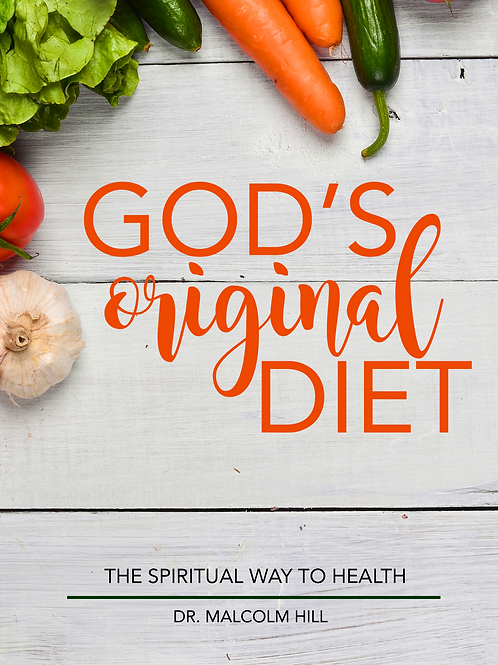 God's Original Diet (Hard Cover)