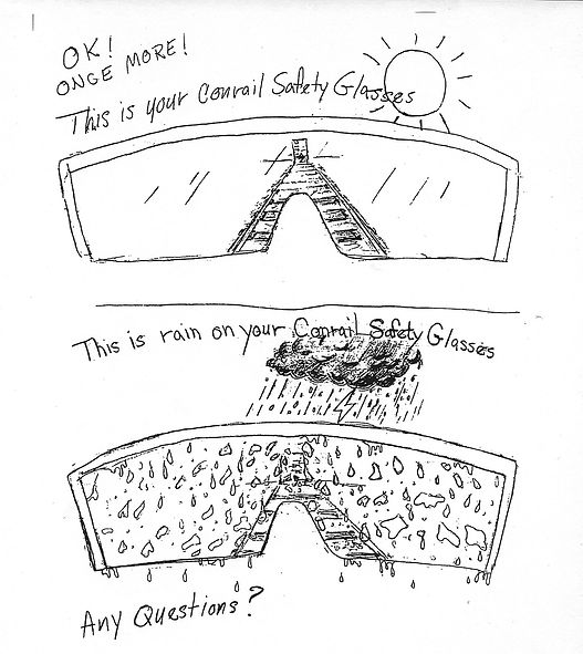 Rain on your safety glassses.png