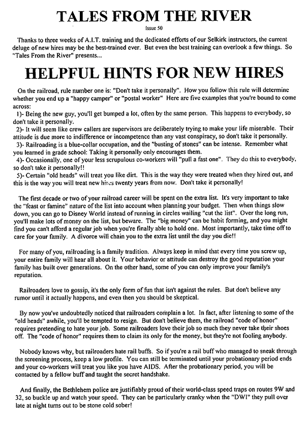 R50 Helpful hints for new hires BW.png