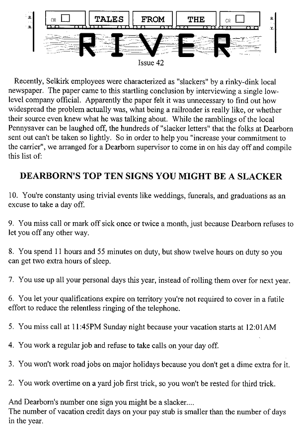 R42 Signs you might be a slacker BW.png